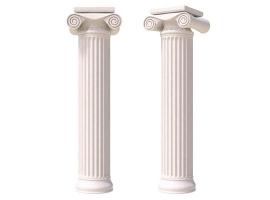 grc线条与石膏线条的区别
