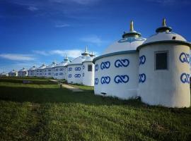 GRC蒙古包